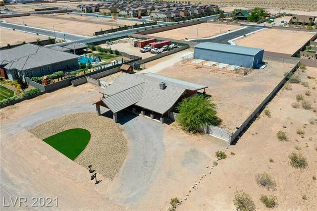 3880 W Le Baron Avenue, Las Vegas, NV 89141 (MLS #2291978) :: ERA Brokers Consolidated / Sherman Group