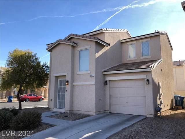 6087 Las Nubes Drive, Las Vegas, NV 89142 (MLS #2292003) :: Jack Greenberg Group