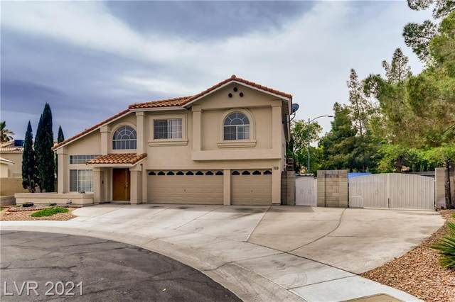 7429 Cypress Grove Court, Las Vegas, NV 89129 (MLS #2292004) :: Team Michele Dugan
