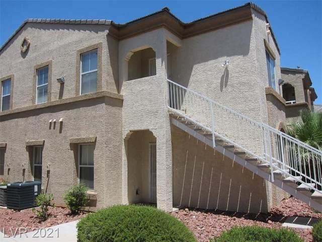 3400 Cabana Drive #1027, Las Vegas, NV 89122 (MLS #2292008) :: Jeffrey Sabel