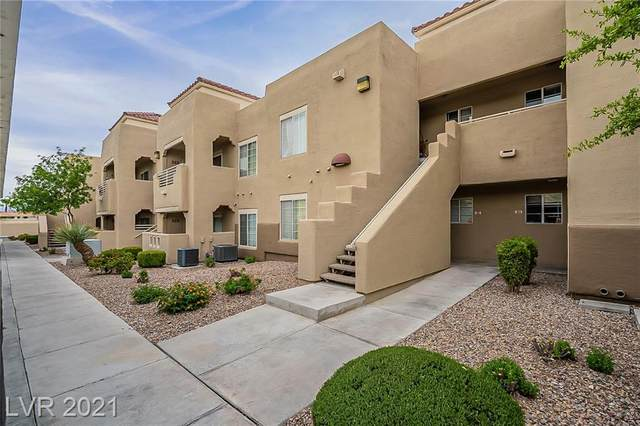 1908 Villa Palms Court #104, Las Vegas, NV 89128 (MLS #2292014) :: Lindstrom Radcliffe Group