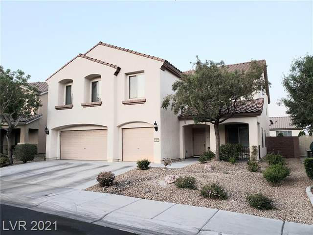 167 Voltaire Avenue, Henderson, NV 89002 (MLS #2292022) :: Signature Real Estate Group