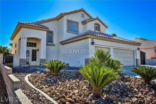 262 Collindale Street, Henderson, NV 89074 (MLS #2292031) :: Signature Real Estate Group