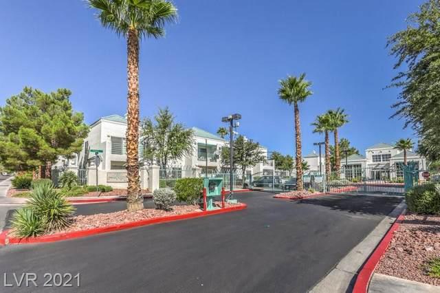 7100 Pirates Cove Road #2069, Las Vegas, NV 89145 (MLS #2292042) :: Custom Fit Real Estate Group