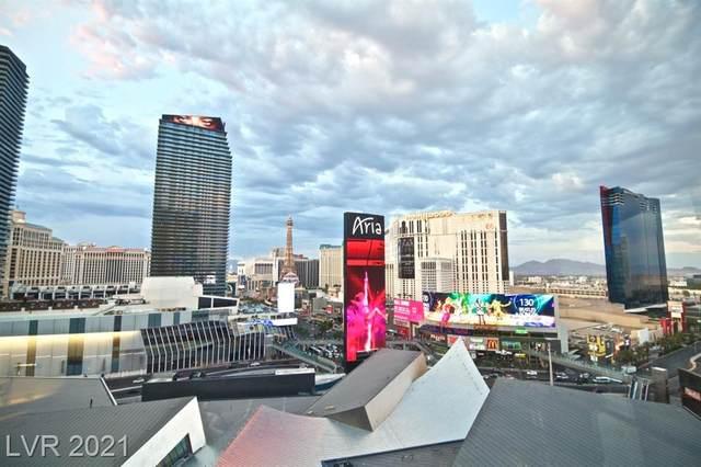 3722 Las Vegas Boulevard #1406, Las Vegas, NV 89158 (MLS #2292074) :: Jeffrey Sabel