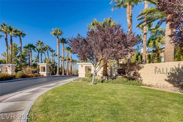 9050 W Warm Springs Road #2009, Las Vegas, NV 89148 (MLS #2292080) :: Custom Fit Real Estate Group