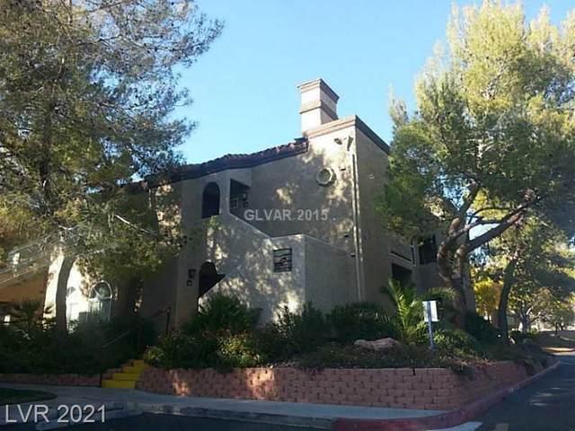 9325 W Desert Inn Road #284, Las Vegas, NV 89117 (MLS #2292103) :: Signature Real Estate Group