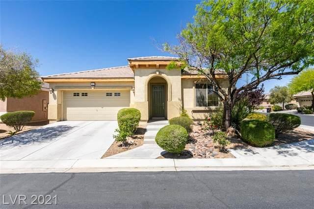 5825 Keystone Crest Street, North Las Vegas, NV 89081 (MLS #2292124) :: The Shear Team