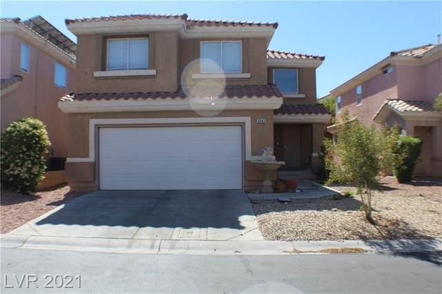 6843 Baby Jade Court, Las Vegas, NV 89148 (MLS #2292147) :: The Perna Group