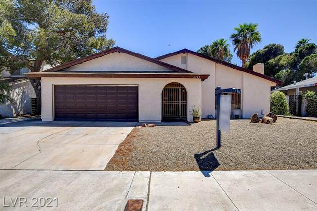 6765 Grandola Drive, Las Vegas, NV 89103 (MLS #2292161) :: Signature Real Estate Group