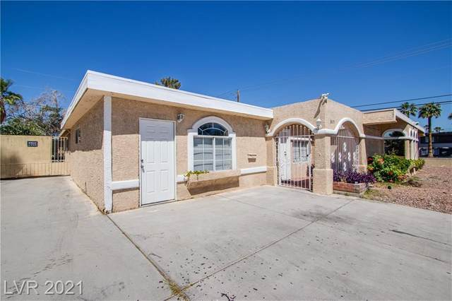 3315 Yuma Circle, Las Vegas, NV 89169 (MLS #2292163) :: Signature Real Estate Group