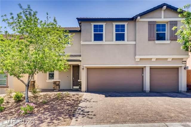 10507 Loma Portal Avenue, Las Vegas, NV 89166 (MLS #2292183) :: Vestuto Realty Group