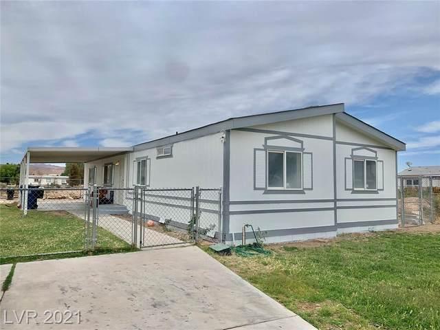 767 Condie Street, Overton, NV 89040 (MLS #2292187) :: Vestuto Realty Group
