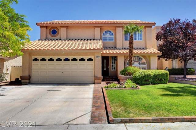 2228 Brighton Shore Street, Las Vegas, NV 89128 (MLS #2292218) :: The Perna Group