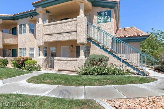 8410 Eldora Avenue #1026, Las Vegas, NV 89117 (MLS #2292226) :: ERA Brokers Consolidated / Sherman Group