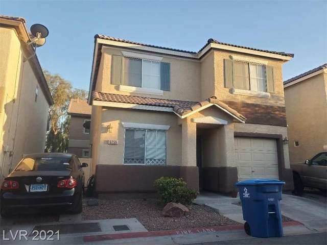 5255 Paradise Valley Avenue, Las Vegas, NV 89156 (MLS #2292232) :: Vestuto Realty Group