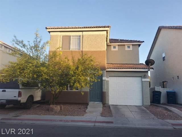5269 Paradise Skies Avenue, Las Vegas, NV 89156 (MLS #2292248) :: Vestuto Realty Group