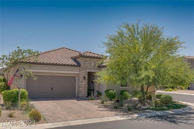 229 White Mule Avenue, Las Vegas, NV 89148 (MLS #2292253) :: Signature Real Estate Group
