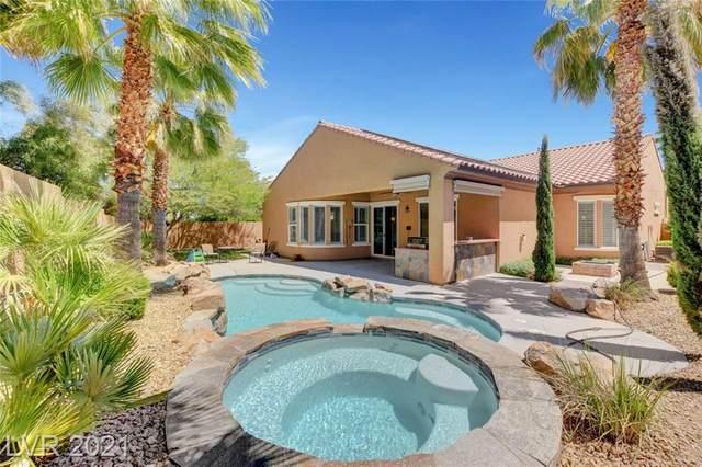 11340 Altura Vista Drive, Las Vegas, NV 89138 (MLS #2292273) :: Signature Real Estate Group