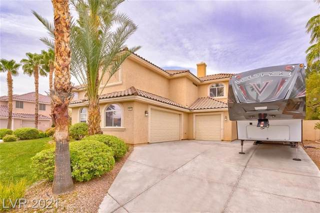 4875 Impressario Court, Las Vegas, NV 89149 (MLS #2292276) :: Jack Greenberg Group