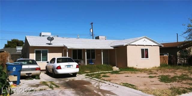 2025 Howard, Las Vegas, NV 89104 (MLS #2292305) :: Signature Real Estate Group