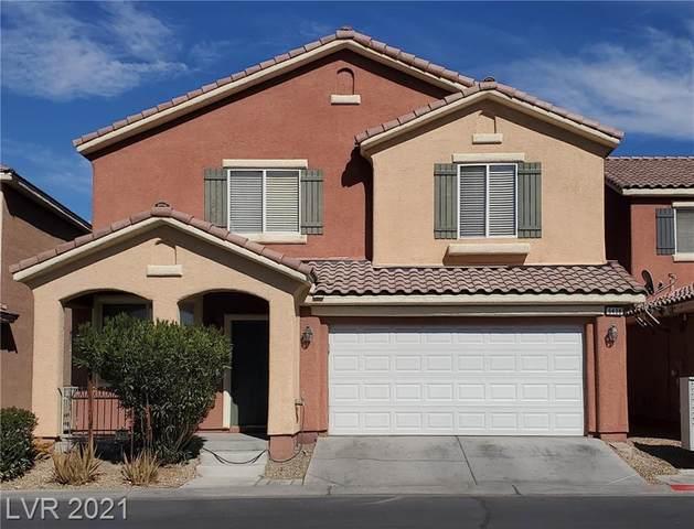 5438 Nickel Ridge Way, Las Vegas, NV 89122 (MLS #2292327) :: Signature Real Estate Group
