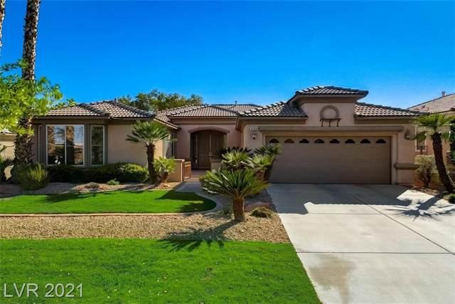 4299 Fiore Bella Boulevard, Las Vegas, NV 89135 (MLS #2292333) :: Lindstrom Radcliffe Group