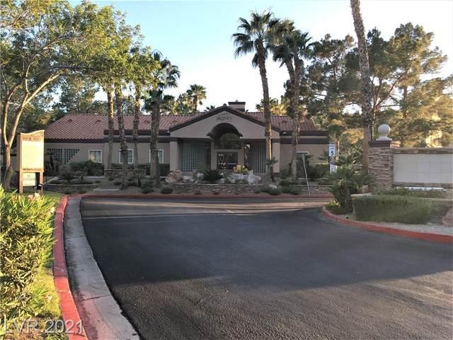 9325 W Desert Inn Road #129, Las Vegas, NV 89117 (MLS #2292335) :: Signature Real Estate Group