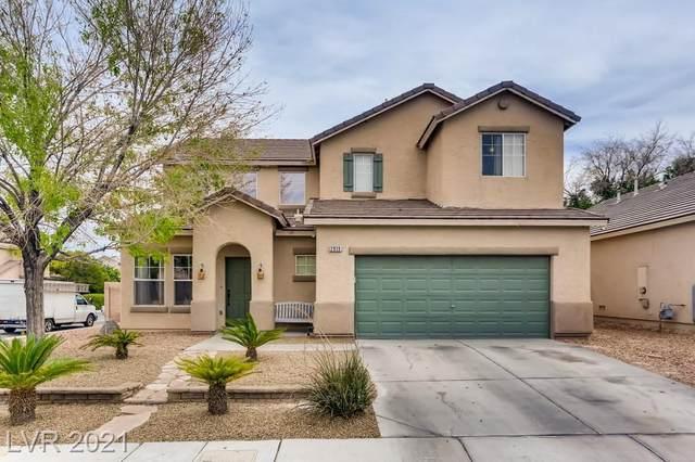 2919 Anchorman Way, North Las Vegas, NV 89031 (MLS #2292341) :: Signature Real Estate Group
