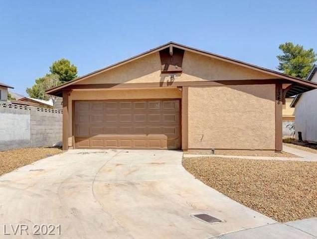 1344 Bradhurst Court, Las Vegas, NV 89142 (MLS #2292343) :: Signature Real Estate Group