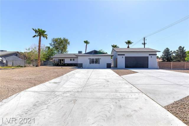 4000 San Mateo Street, North Las Vegas, NV 89032 (MLS #2292352) :: ERA Brokers Consolidated / Sherman Group