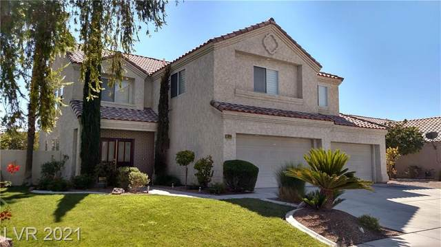 3240 Sterlingshire Drive, Las Vegas, NV 89146 (MLS #2292376) :: Signature Real Estate Group