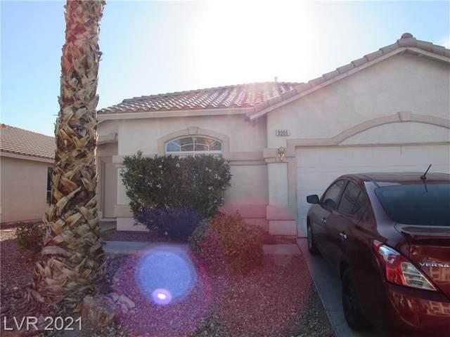 9986 Mystic Dance Street, Las Vegas, NV 89183 (MLS #2292381) :: Custom Fit Real Estate Group