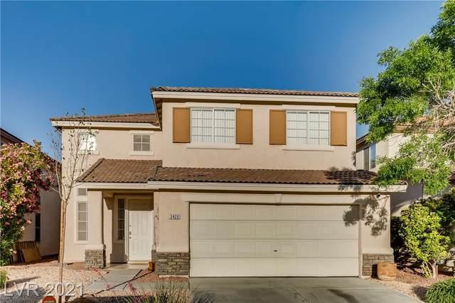 3420 Crystal Tower Street, Las Vegas, NV 89129 (MLS #2292383) :: Vestuto Realty Group