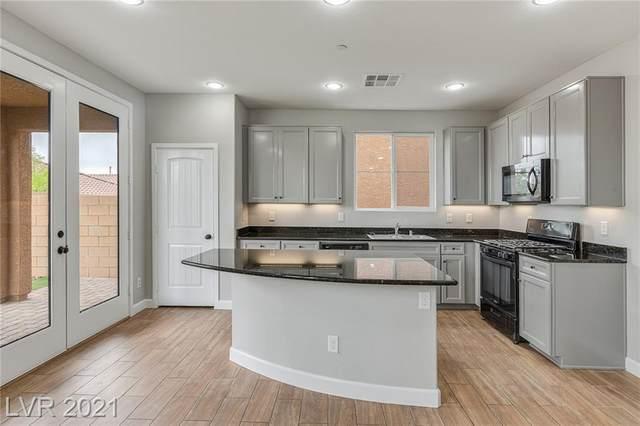 890 Harbor Avenue, Henderson, NV 89002 (MLS #2292388) :: Signature Real Estate Group