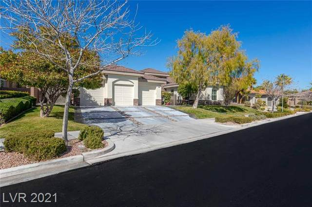 10968 Tranquil Waters Court, Las Vegas, NV 89135 (MLS #2292411) :: Signature Real Estate Group