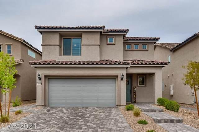 9073 Field Maple Street, Las Vegas, NV 89178 (MLS #2292412) :: Signature Real Estate Group