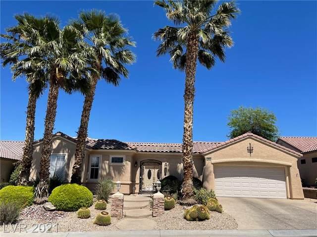 2852 Meadow Park Avenue, Henderson, NV 89052 (MLS #2292413) :: Custom Fit Real Estate Group