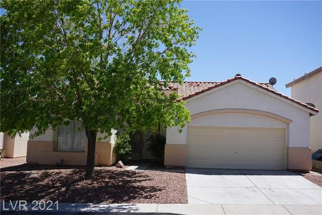3119 Saleen Court, North Las Vegas, NV 89031 (MLS #2292418) :: Signature Real Estate Group