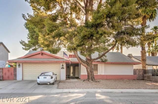 5333 Annie Oakley Drive, Las Vegas, NV 89120 (MLS #2292420) :: Custom Fit Real Estate Group