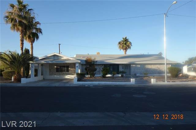 2320 Mohigan Way, Las Vegas, NV 89169 (MLS #2292436) :: Signature Real Estate Group