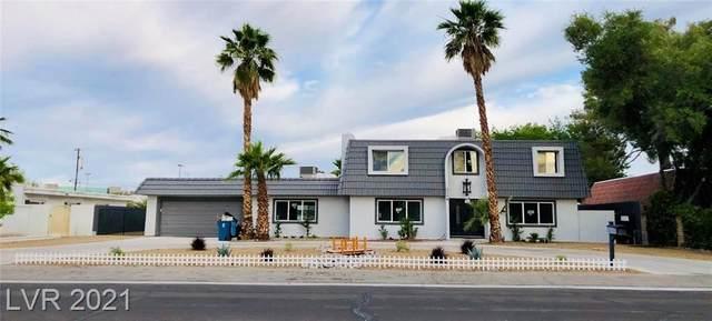 818 Lacy Lane, Las Vegas, NV 89107 (MLS #2292437) :: ERA Brokers Consolidated / Sherman Group