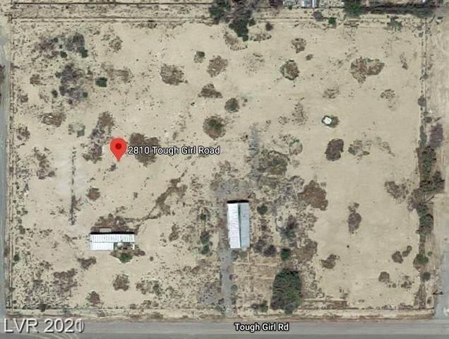 2810 Tough Girl Road, Pahrump, NV 89060 (MLS #2292446) :: Jack Greenberg Group