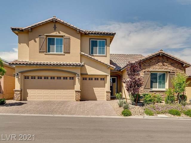 10812 Hammett Park Avenue, Las Vegas, NV 89166 (MLS #2292452) :: Vestuto Realty Group