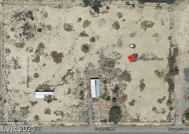 2760 Tough Girl Road, Pahrump, NV 89060 (MLS #2292456) :: Jack Greenberg Group