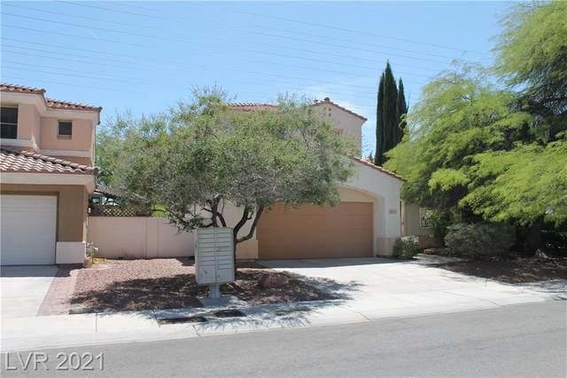 1704 Estrella Street, Las Vegas, NV 89117 (MLS #2292459) :: Signature Real Estate Group
