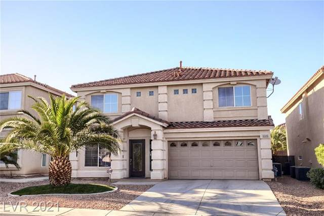 6648 Samba Avenue, Las Vegas, NV 89139 (MLS #2292460) :: Vestuto Realty Group