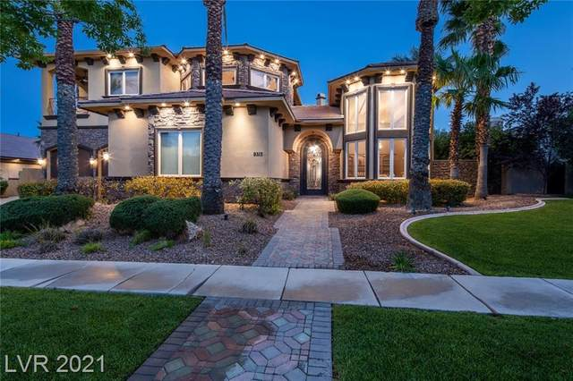 9313 Canyon Classic Drive, Las Vegas, NV 89144 (MLS #2292467) :: The Perna Group