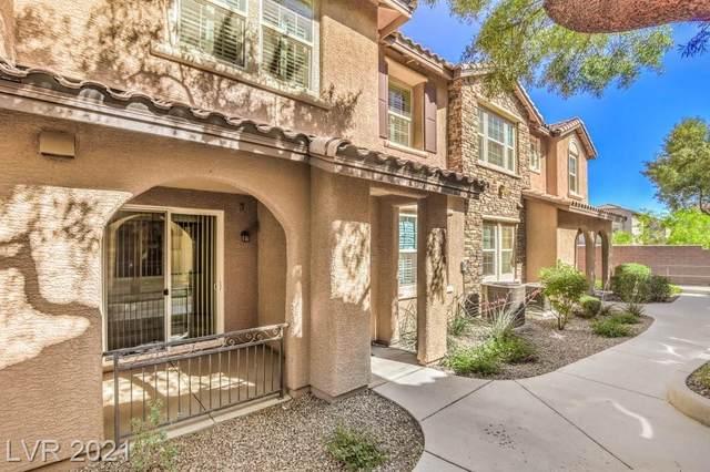 8421 Insignia Avenue #103, Las Vegas, NV 89178 (MLS #2292471) :: Custom Fit Real Estate Group