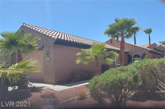705 Indian Garden Street, Las Vegas, NV 89138 (MLS #2292477) :: Lindstrom Radcliffe Group